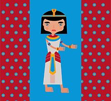 Walk like an Egyptian! by MariaFernandes
