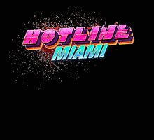 Hotline Miami ! by alemag