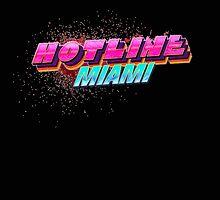 Hotline Miami ! by alemag
