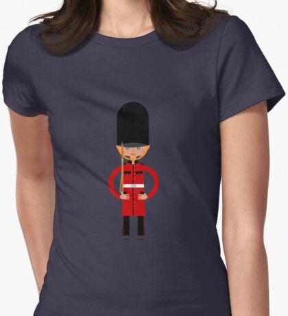 British Bearskin Cap Guard T-Shirt