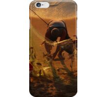 golden fishing - pescando oro iPhone Case/Skin