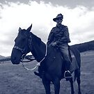 Australian Light Horse by ladiluck