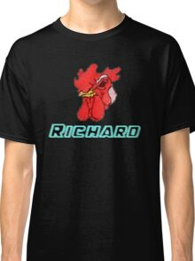 Hotline Miami - Richard ! Classic T-Shirt