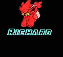 Hotline Miami - Richard ! by alemag