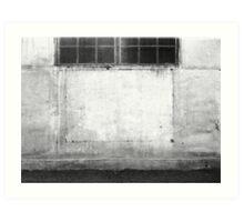 Birkenau -  A flow of tears  Art Print