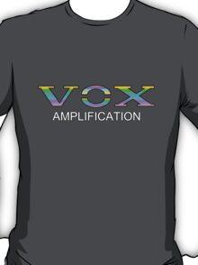 Vintage Colorful Vox T-Shirt