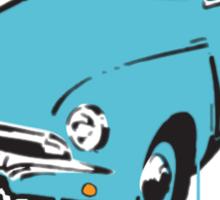 FJ Panelvan Sticker