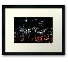 As I Dream  Framed Print