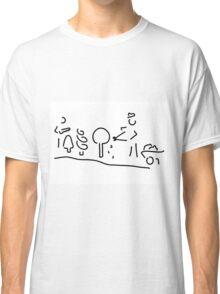 gardeners gardening cooked Classic T-Shirt