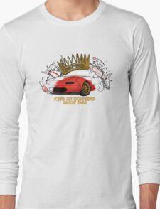 King of Corners - Mazda Miata Long Sleeve T-Shirt