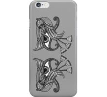 Eye of Horus - Dual / Mirrored iPhone Case/Skin