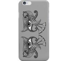 Eye of Horus - Dual / Mirrored iPhone Case/Skin