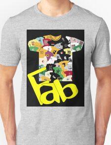 Rupert's Fabulous T's Banner T-Shirt
