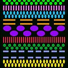 Dots and stripes by RosiLorz