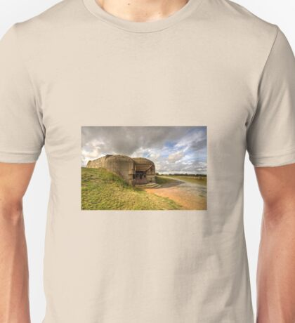 Normandy gun  Unisex T-Shirt