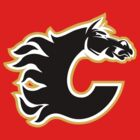 Calgary Flames - On Fire! by prunstedler