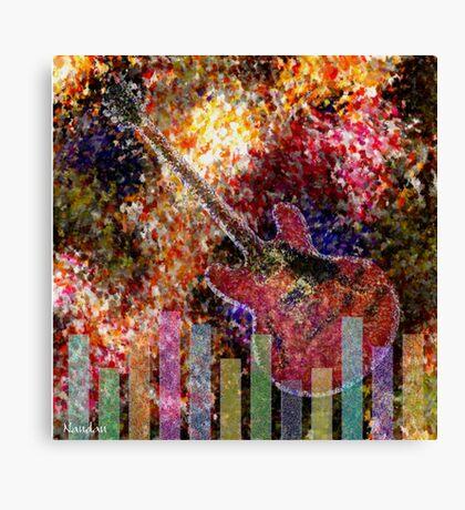 Sound of Music Canvas Print