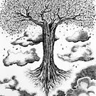 'THE SACRED TREE'  by Jerry Kirk