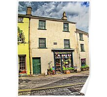 Ye olde Shoppie Hawkshead, Lake District Poster