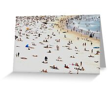 Bondi Greeting Card
