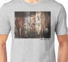 where angels tread Tshirt Unisex T-Shirt