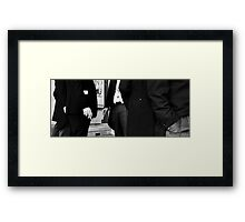 With this ring - The Day  Framed Print