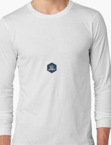Jquery sticker Long Sleeve T-Shirt