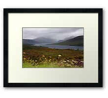 Landscape - A View  Framed Print