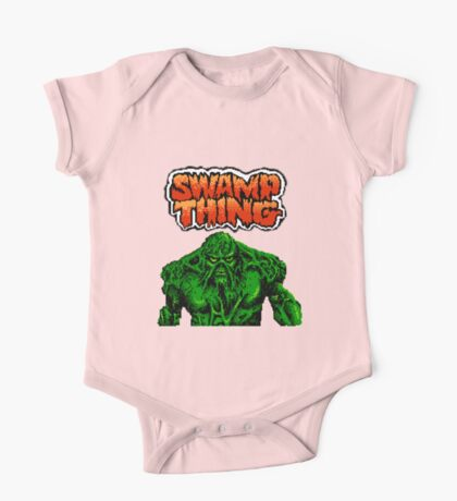Swamp Thing One Piece - Short Sleeve