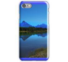 Kananaskis Reflection iPhone Case/Skin