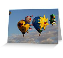 OH Baby ! I Think I Love You ! Greeting Card