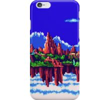 Floating Island (Angel Island) sonic 3+K iPhone Case/Skin