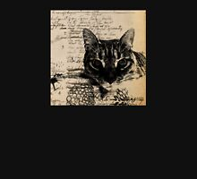 Poetry Kitty Unisex T-Shirt
