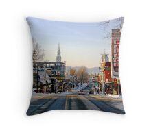 Granby,Quebec Throw Pillow