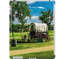Fort Laramie iPad Case/Skin