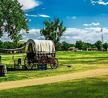 Fort Laramie by Jon Burch