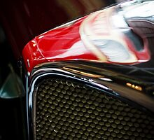 Chrome Grille by IanJTurner
