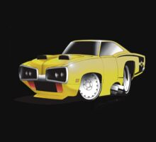 Dodge Coronet Super Bee by gary A. trounson