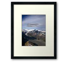 UFO? Framed Print