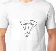 paraglider airman Unisex T-Shirt
