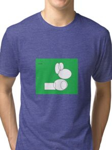 Title - 4 to 8 words is best Tri-blend T-Shirt