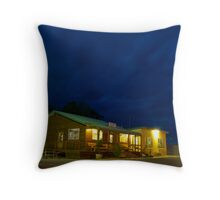 Welcome Inside Throw Pillow