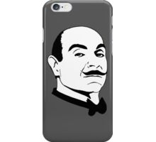 Hercules Poirot. iPhone Case/Skin