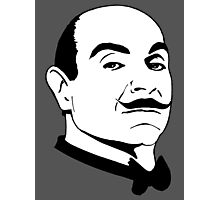 Hercules Poirot. Photographic Print