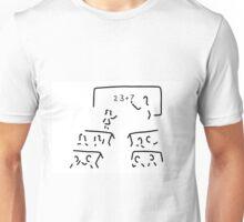 basic schoolteacher teacher trains Unisex T-Shirt