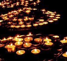 Candles by Zarandona