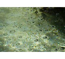 martian landscape Photographic Print