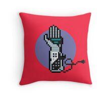 8Bit Power Glove Throw Pillow