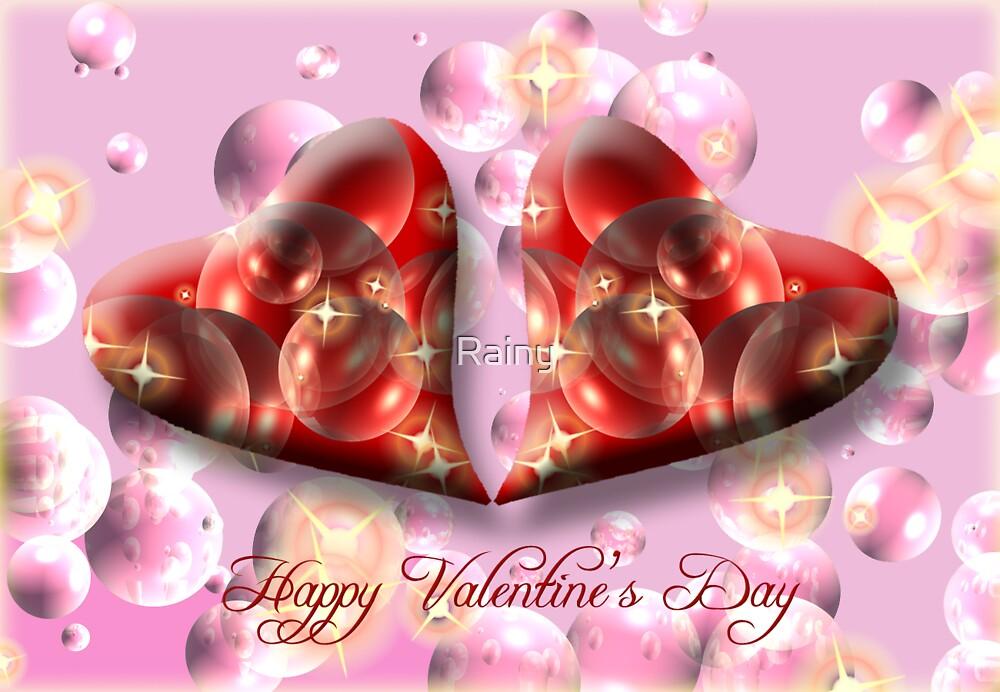 Valentine's Day by Rainy
