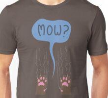 Mow? Unisex T-Shirt